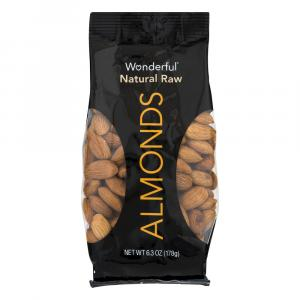 Wonderful Raw Almonds