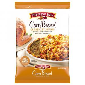 Pepperidge Farm Corn Bread Classic Stuffing