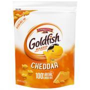 Pepperidge Farm Cheddar Goldfish Resealable Bag