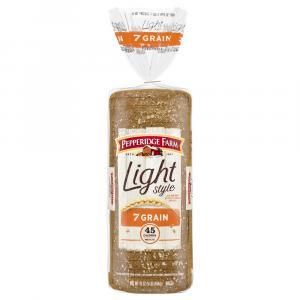 Pepperidge Farm Light Style 7 Grain Bread
