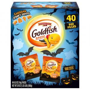 Pepperidge Farm Goldfish Halloween