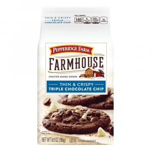 Pepperidge Farm Farmhouse Triple Chocolate Chip Cookie