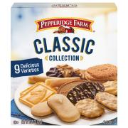 Pepperidge Farm Classic Collection Cookies