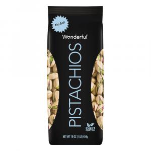 Wonderful Pistachios No Salt In Shell
