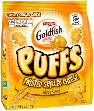 Pepperidge Farm Twisted Grilled Cheese Puffs