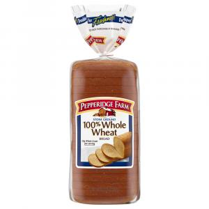 Pepperidge Farm Stoneground 100% Wheat Bread