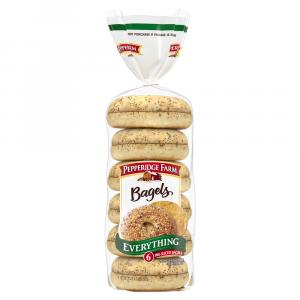 Pepperidge Farm Everything Bagels
