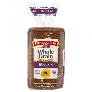 Pepperidge Farm Whole Grain 15 Grain Bread