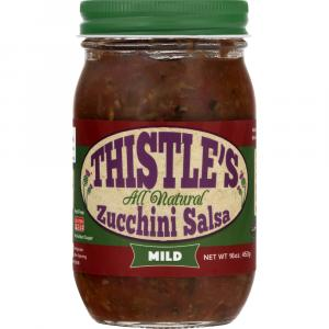 Thistle's All Natural Mild Zucchini Salsa