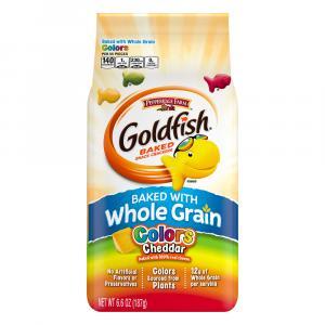 Pepperidge Farm Goldfish Whole Grain Colors Cheddar