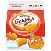 Pepperidge Farm Goldfish Winter Cheddar