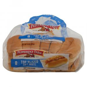 Pepperidge Farm Top Sliced Frankfurter Rolls