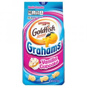 Pepperidge Farm Flavor Blasted Grahams Vanilla Cupcake
