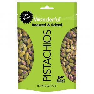 Wonderful Shelled Pistachios