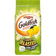 Pepperidge Farm Flavor Blasted Sour Cream & Onion Goldfish