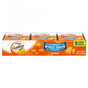 Pepperidge Farm Whole Grain Cheddar Goldfish