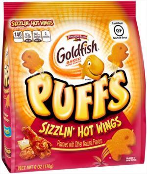 Pepperidge Farm Goldfish Sizzlin' Hot Wings