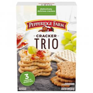 Pepperidge Farm Cracker Trio