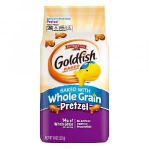 Pepperidge Farm Whole Grain Pretzel GoldFish