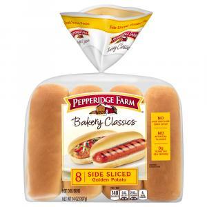 Pepperidge Farm Golden Potato Hot Dog Buns