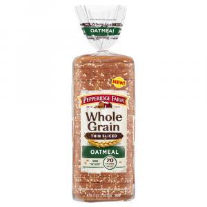 Pepperidge Farm Whole Grain Thin Sliced Oatmeal Bread