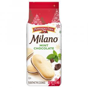 Pepperidge Farm Mint Milano Cookies