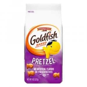 Pepperidge Farm Pretzel Goldfish Crackers