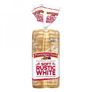 Pepperidge Farm Harvest Classic Rustic White Bread