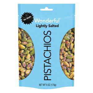 Wonderful Lightly Salted Pistachios