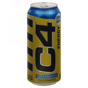C4 Energy Zero Sugar Frozen Bombsicle Drink