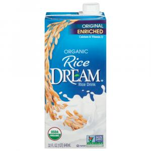 Rice Dream Organic Enriched Original Rice Drink