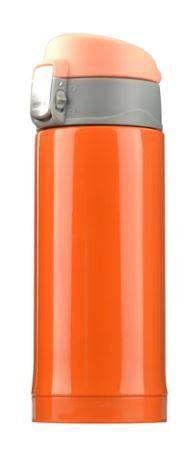 Asobu Mini Diva Insulated Travel Bottle 7 Ounce Orange