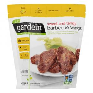 Gardein Sweet And Tangy Bbq Wings