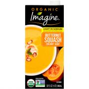 Imagine Organic Lower Sodium Creamy Butternut Squash Soup