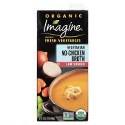 Imagine Organic Low Sodium No Chicken Broth