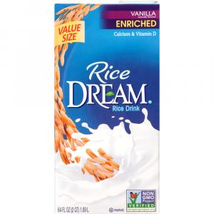 Rice Dream Enriched Vanilla Rice Drink