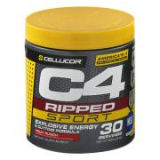 Cellucor C4 Ripped Sport Fruit Punch