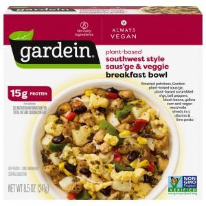 Gardein Breakfast Bowl Southwest Meatless Saus'age & Veggie