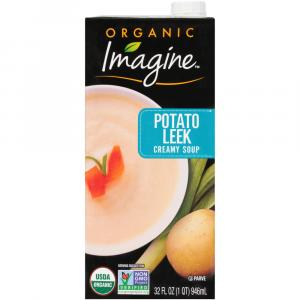 Imagine Organic Creamy Potato Leek Soup