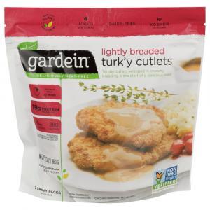 Gardein Turk'y Cutlets