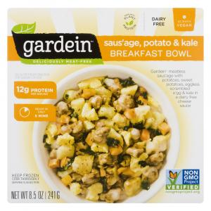 Gardein Meatless Saus'age Potato & Kale Breakfast Bowl