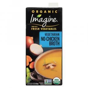 Imagine Organic No Chicken Broth