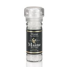Natural Maine Sea Salt Grinder