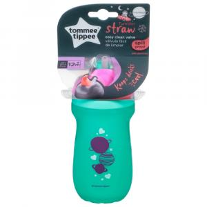 Tommee Tippee Insulated Straw Tumbler Bottle