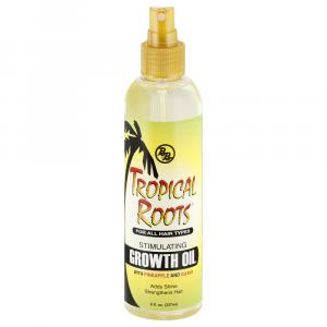 Bronner Bros Tropical Roots Stimulating Growth Oil