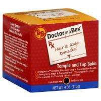 Dr. In Box Temple & Top Balm