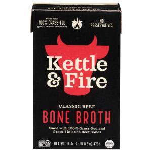 Kettle & Fire Beef Bone Broth
