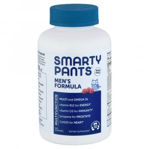 Smarty Pants Men's Complex Multi Gummy