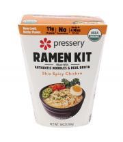 Pressery Spicy Chicken Ramen Kit