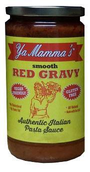 Ya Mamma's Red Gravy Pasta Sauce